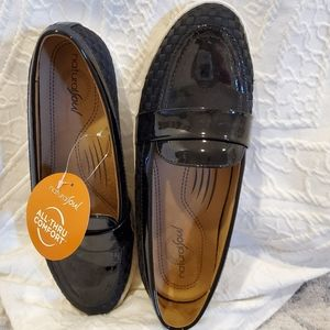 Natural soul loafer. New with tags